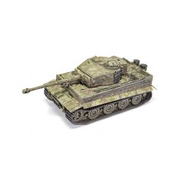 "Airfix Tiger-1 ""Late Version"" 1:35 Scale Plastic Model Kit"