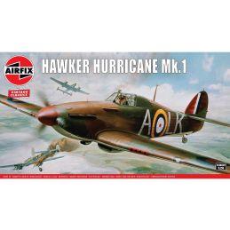 Airfix 1/24 Scale Hawker Hurricane Mk.1