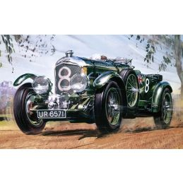 Airfix 1930 4.5 litre Bentley 1:12 Scale
