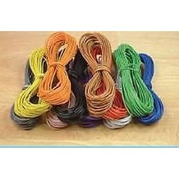 10 Metre Roll 18 Strand Wire 0.1mm
