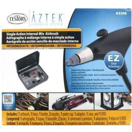 Aztek AZ3206 Single Action Internal Mix Airbrush Kit for Intermediate Users