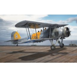 Airfix Fairey Swordfish Mk.I   1:72 Scale Plastic Model Kit