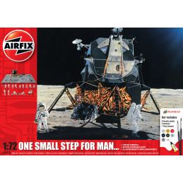 Airfix 1/72 Scale One Small Step for Man Plastic Model Kit
