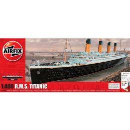 Airfix R M S Titanic Gift Set