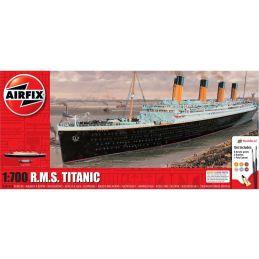 Airfix R M S Titanic Gift Set 1 700