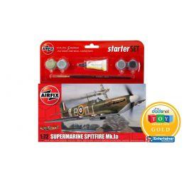 Airfix Small Starter Set - Supermarine Spitfire Mk.Ia