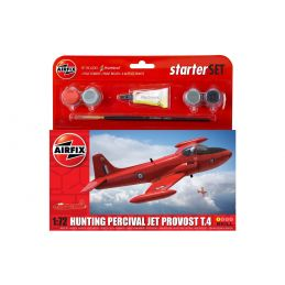 Hunting Percival Jet Provost T4 Starter Set 1 72