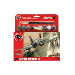 Airfix Medium Starter Set - Hawker Typhoon Mk.Ib