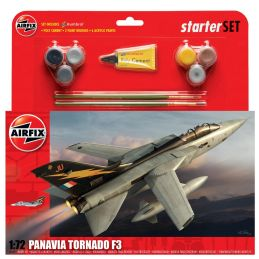 Airfix Large Starter Set - Panavia Tornado F.3