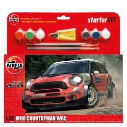 Airfix Large Starter Set MINI Countryman WRC