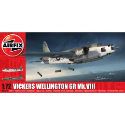 Airfix Vickers Wellington Mk.VIII 1:72 Scale Plastic Model Kit