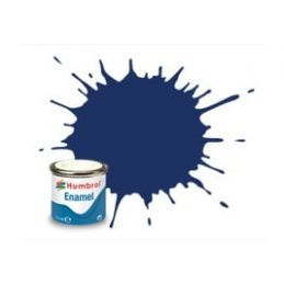 Humbrol Enamel 14ml Tin - No. 15 Midnight Blue - Gloss