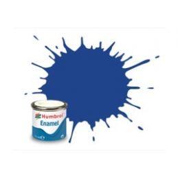 Humbrol Enamel 14ml Tin - No. 25 Blue - Matt