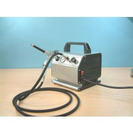 Compressor and Airbrush Deal