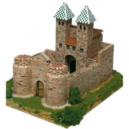 Aedes Ars Puerta Nueva De Bisagra Architectural Model Kit