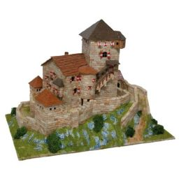 Aedes Ars Burg Branzoll Castle Model Kit Architectural Model Kit