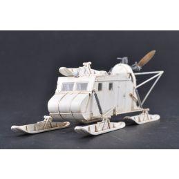 Trumpeter Soviet NKL-16 Aerosan Plastic Model Kit