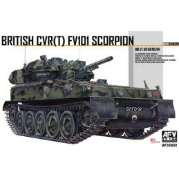 AFV Club British CVR(T) FV101 Scorpion Plastic Kit