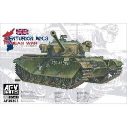 AFv Club Centurion Mk3 Koren War