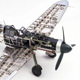 Artesania Latina 1/16 Messerschmitt BF109 Metal Model Kit