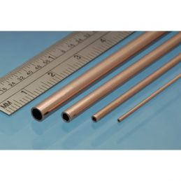 Albion Alloys Copper Tubes 305mm Length
