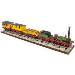 Occre Adler Steam Train Locomotive and Adler Coaches Deal