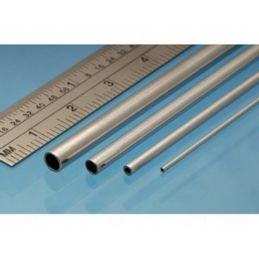 Albion Alloys Aluminium Tubes 305mm Length