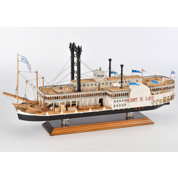 Amati Robert E Lee Boat Kit