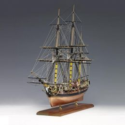 Victory Models HMS Pegasus Wooden Model