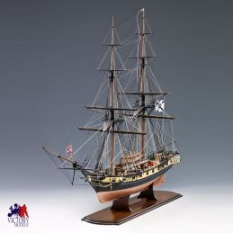 Victory Models Mercury 1820 Russian 20 Gun Brig Wooden Model Ship Kit
