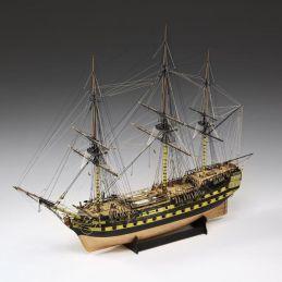 Victory Models HMS Vanguard Wooden Model Ship Kit