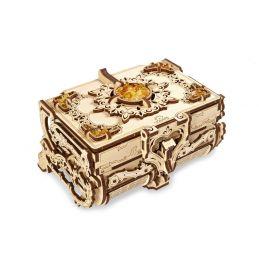 UGears Mechanical Model - Wooden Amber Box