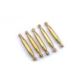 Aero Naut Brass Effect Bottlescrews Ring End