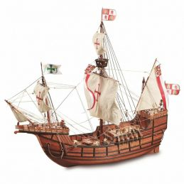 Artesania Latina 1/65 Santa Maria Caravel Model Ship Kit