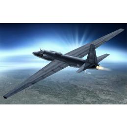 AFV Club 1/48 Lockheed U-2C Dragon Lady RoCAF Black Cat Plastic Model Kit