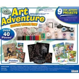 Art Adventure Blue Set