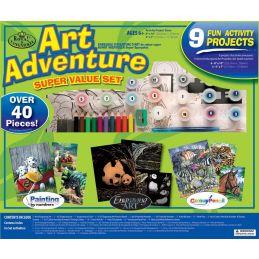 Art Adventure Green Set