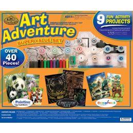 Art Adventure Yellow Set