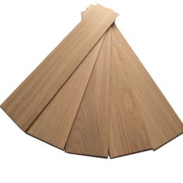 American White Oak Wood Panels 100mm Wide Various Thicknesses Available