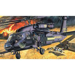 Academy 1/35 Scale Sikorsky AH-60L DAP Black Hawk Plastic Model Kit