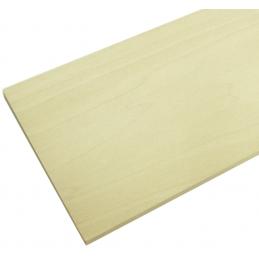 Basswood Wood Panels 250mm x 500mm