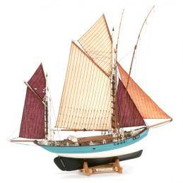Billing Boats Tuna Fishing Boat Marie Jeanne 580 Model Ship Kit