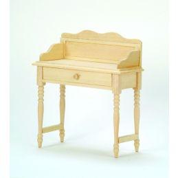 Bare Wood Wash Stand