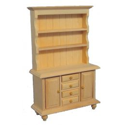 Bare Wood Welsh Dresser