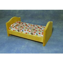 Bare Wood Childs Bed