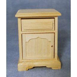 Bare Wood Night Stand