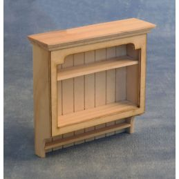 Shaker Style Wall Cabinet in Barewood