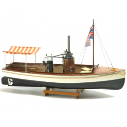 Billing Boats African Queen 588 Model Boat Kit - African Queen Motor & Coupling Set