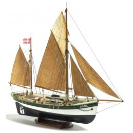 Billing Boats Dana Fishing Boat - Starter Paint Pack (6)
