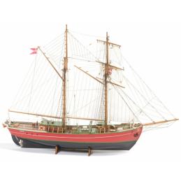 Billing Boats Lilla Dan Wooden Model Boat Kit B578